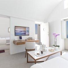 Отель Grace Santorini Греция, Остров Санторини - отзывы, цены и фото номеров - забронировать отель Grace Santorini онлайн комната для гостей фото 2