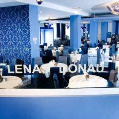 Отель Lenas Donau питание фото 2