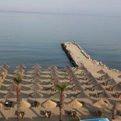 Hotel GRINT пляж