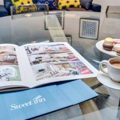 Апартаменты Sweet inn Apartments Palais Royal питание