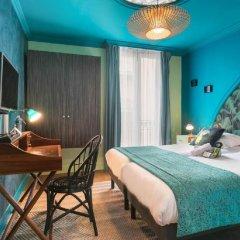 Отель Villa Bougainville by Happyculture Франция, Ницца - 5 отзывов об отеле, цены и фото номеров - забронировать отель Villa Bougainville by Happyculture онлайн комната для гостей