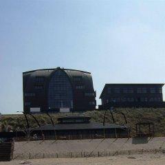Poort Beach Hotel Apartments Bloemendaal пляж фото 2