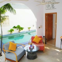 Отель Cozy Pool Holiday home бассейн фото 2