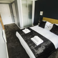 Апартаменты Avalon Balcony Apartment Брайтон комната для гостей