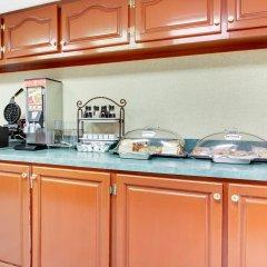 Отель Econo Lodge Vicksburg США, Виксбург - отзывы, цены и фото номеров - забронировать отель Econo Lodge Vicksburg онлайн питание фото 2