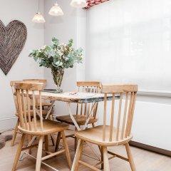 Отель Stylish 2 Bedroom Garden Apartment in Notting Hill Великобритания, Лондон - отзывы, цены и фото номеров - забронировать отель Stylish 2 Bedroom Garden Apartment in Notting Hill онлайн в номере фото 2