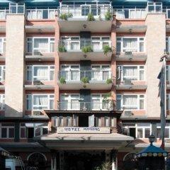 Отель Manang Непал, Катманду - отзывы, цены и фото номеров - забронировать отель Manang онлайн приотельная территория фото 2