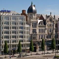 Отель Park Inn By Radisson Antwerpen Антверпен фото 4