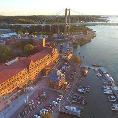 Best Western Plus Hotel Waterfront Göteborg (ex. Novotel) Гётеборг пляж фото 2