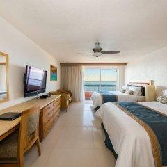 Отель Baja Point Resort Villas Мексика, Сан-Хосе-дель-Кабо - отзывы, цены и фото номеров - забронировать отель Baja Point Resort Villas онлайн комната для гостей фото 2
