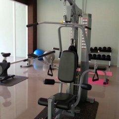 Отель Casa Del M Resort фитнесс-зал