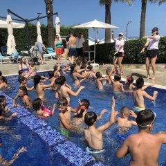 Premium Beach Hotel фитнесс-зал фото 2