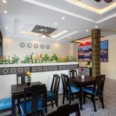 Отель Hoi An Golden Holiday Villa питание фото 3