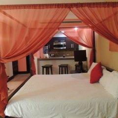 Отель Aldea Thai by Ocean Front Плая-дель-Кармен комната для гостей фото 3