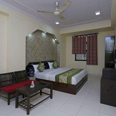 Отель OYO 5382 Hotel Elegant International Индия, Нью-Дели - отзывы, цены и фото номеров - забронировать отель OYO 5382 Hotel Elegant International онлайн комната для гостей фото 3