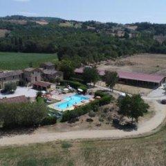 Отель Agriturismo Acqua Calda Монтоне