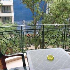 Отель Tanya Hotel Болгария, Солнечный берег - отзывы, цены и фото номеров - забронировать отель Tanya Hotel онлайн балкон