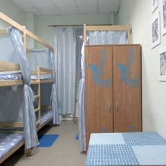 Гостиница Хостел Aral Volgogradskiy в Москве отзывы, цены и фото номеров - забронировать гостиницу Хостел Aral Volgogradskiy онлайн Москва комната для гостей фото 2