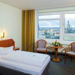 Отель am Terrassenufer Германия, Дрезден - отзывы, цены и фото номеров - забронировать отель am Terrassenufer онлайн комната для гостей фото 4
