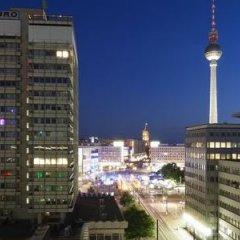 Отель Indigo Berlin-Alexanderplatz Германия, Берлин - отзывы, цены и фото номеров - забронировать отель Indigo Berlin-Alexanderplatz онлайн фото 5