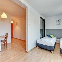 Отель Nice Rooms сейф в номере