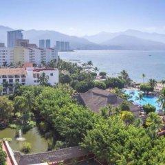 Отель Melia Puerto Vallarta - Все включено балкон