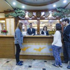 Отель Royal Sapa Hotel Вьетнам, Шапа - отзывы, цены и фото номеров - забронировать отель Royal Sapa Hotel онлайн интерьер отеля фото 3