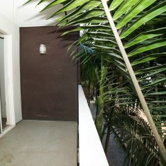Отель Ginosi Wilshire Apartel балкон фото 2