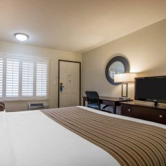 Отель Rodeway Inn Convention Center США, Лос-Анджелес - отзывы, цены и фото номеров - забронировать отель Rodeway Inn Convention Center онлайн удобства в номере фото 2