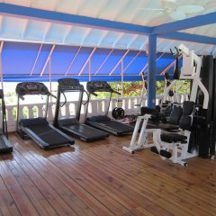 Отель Franklyn D. Resort & Spa All Inclusive фитнесс-зал фото 2