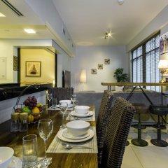 Отель Maison Privee - The Lofts питание