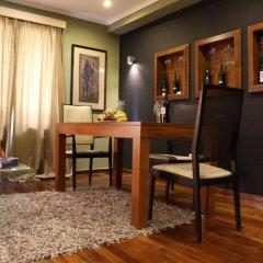 Отель Andromeda Suites and Apartments Греция, Афины - отзывы, цены и фото номеров - забронировать отель Andromeda Suites and Apartments онлайн комната для гостей фото 5