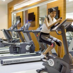 Side Sungate Hotel & Spa - All Inclusive фитнесс-зал