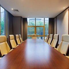 Отель Fu Rong Ge Hotel Китай, Сиань - отзывы, цены и фото номеров - забронировать отель Fu Rong Ge Hotel онлайн помещение для мероприятий фото 2