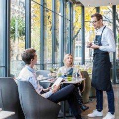 Отель Pullman Paris Tour Eiffel Франция, Париж - 1 отзыв об отеле, цены и фото номеров - забронировать отель Pullman Paris Tour Eiffel онлайн интерьер отеля фото 3