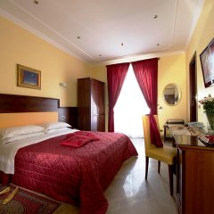 Отель ESPOSIZIONE Рим комната для гостей фото 2