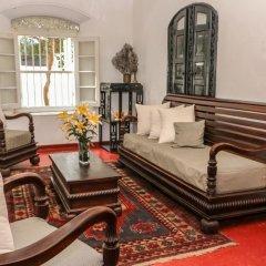 Отель Villa Rosa Blanca - White Rose Галле развлечения
