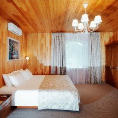 Гостиница Березка комната для гостей фото 5