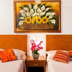 Отель Posada De Roger Пуэрто-Вальярта комната для гостей