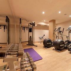 Отель Occidental Praha Five фитнесс-зал фото 4