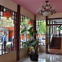 Отель Hejia Inn Beijing Anwai интерьер отеля фото 3