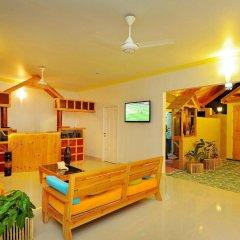 Отель Arena Lodge Maldives Мальдивы, Маафуши - отзывы, цены и фото номеров - забронировать отель Arena Lodge Maldives онлайн интерьер отеля