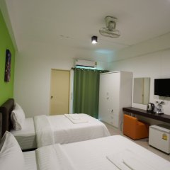 Отель 2BEDTEL Бангкок комната для гостей