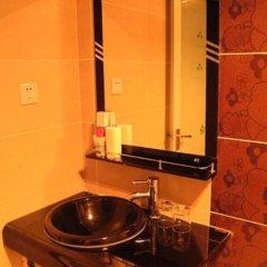 Отель Dihao Holiday Apartment Hotel Китай, Сиань - отзывы, цены и фото номеров - забронировать отель Dihao Holiday Apartment Hotel онлайн ванная фото 2