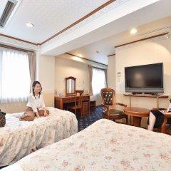 Beppu Station Hotel Беппу комната для гостей фото 5