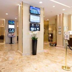 Отель Best Western Plus Hotel Galles Италия, Милан - 13 отзывов об отеле, цены и фото номеров - забронировать отель Best Western Plus Hotel Galles онлайн банкомат