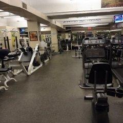 The Watson Hotel фитнесс-зал