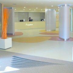 Orea Hotel Pyramida интерьер отеля