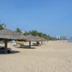 Отель Thang Long Nha Trang Вьетнам, Нячанг - 2 отзыва об отеле, цены и фото номеров - забронировать отель Thang Long Nha Trang онлайн пляж