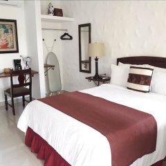 Отель Camino Maya Ciudad Blanca Гондурас, Копан-Руинас - отзывы, цены и фото номеров - забронировать отель Camino Maya Ciudad Blanca онлайн комната для гостей фото 3